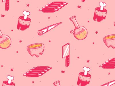 Pork & Pot - Pattern