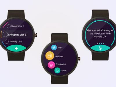 To.do Smartwatch App