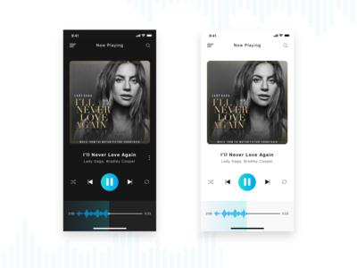 Play Music - Daily UI 01