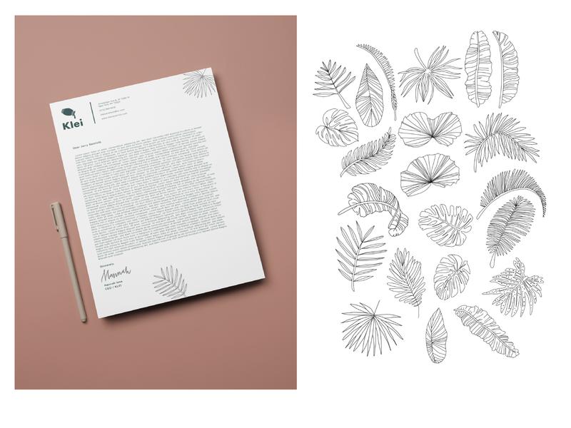 Product Catalog - Pottery minimal illustrator illustration vector ui typography type design branding logo