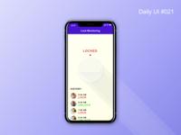 Daily UI #021