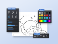Day 004 Drawing Software