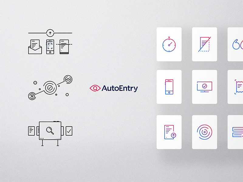 Dribbble Auotoentry Icons Small
