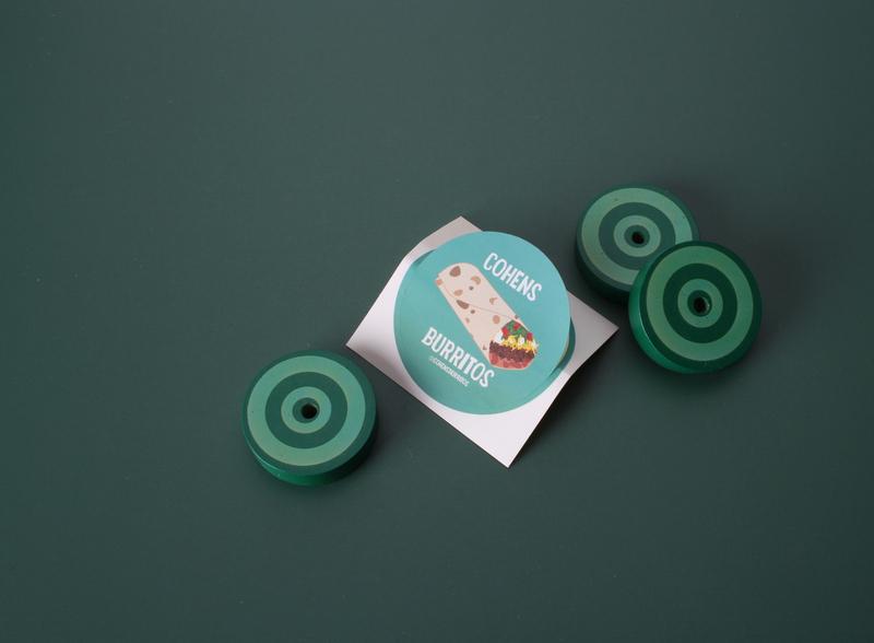 Sticky Stickers Custom