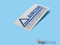 Singaprinting
