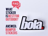 Info Stickers