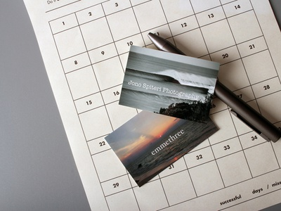 Classic Photography Cards cards photographycards customcards