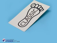 Cheap Sticker Label