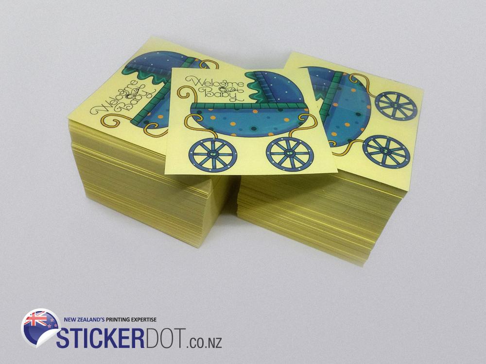 sticker printing stickers design branding