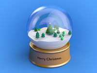 Merry Christmas friends)