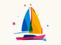 Muğla Destination Branding / Sailboat