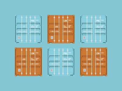 Logistics logistics hospital records prague drumnbass poster illustration