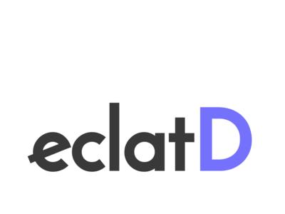 Eclat personal logo design