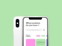 Medical concept app