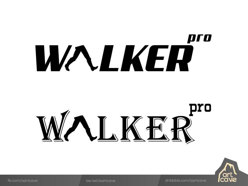 Walker Pro (Footwear Logo)