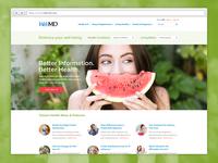 WebMD Responsive Redesign