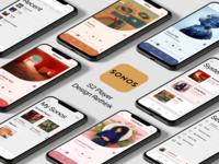 Sonos S2 App Design Rethink