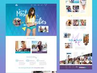 Meundies Homepage Redesign