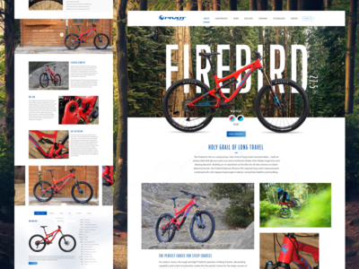 Pivot Cycles Product Page website product minimal grid clean off road mountain bike outdoor bike bicycle