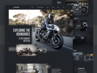 Autofabrica Motorcycles Homepage