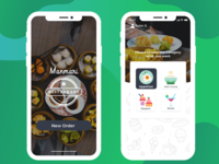 POS Food Mobile App