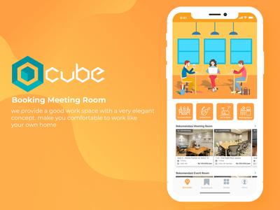 Booking Meeting Room App