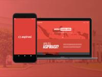"""Aspirasi"" Mobile App & Website"