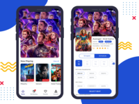 Cinema Ticket Mobile App