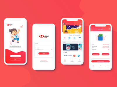 Mobile Banking App for Kids