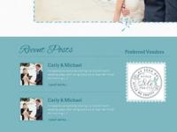 Photography Web Design