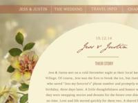 Jess & Justin Wedding