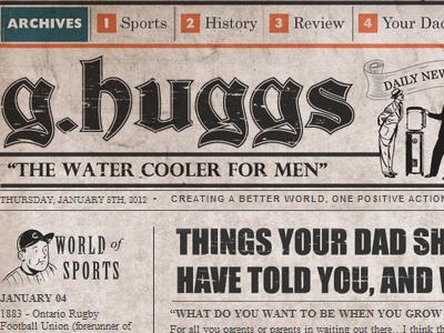 G huggs