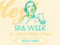 Spa Week Newsletter