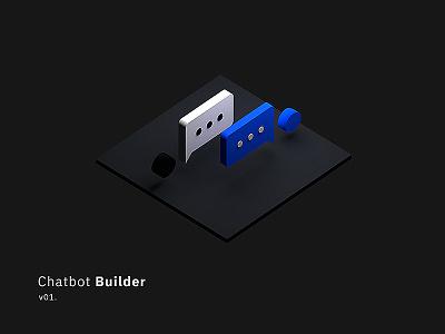 Chatbot Builder chatbot octanerender octane b3d blender 3d