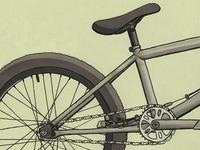 Jim Jones' Custom BMX