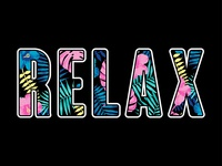 Relax - Winter won't last forever!