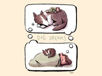 ✨Dog Dreams✨