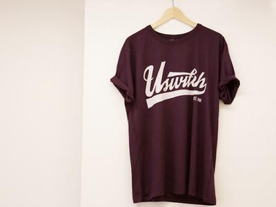 Baseball tee apparel clothing lettering typography softball baseball tee t-shirt tshirt