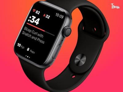 First watch app