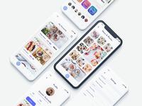 FoodLover - IOS app