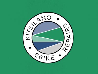 Kitsilano logo branding logo vector