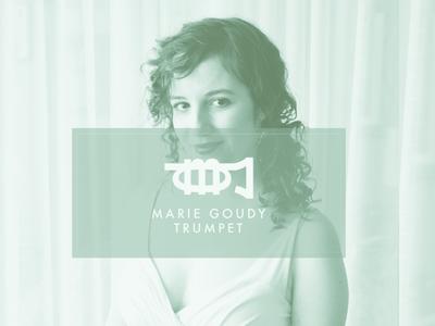 Splash Page — Marie Goudy