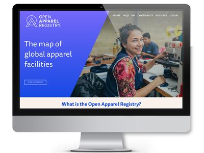 Open Apparel Registry