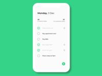 Todo List - App Design