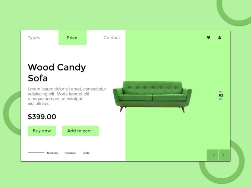 Web UI Design ui invision webdesign webui