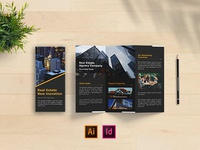 Corporate Trifold Brochure Vol. 1