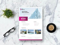 Real Estate Flyer - Vol. 1