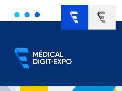 MDE Branding identity branding icon identity design identity typography vector ui illustration logo branding