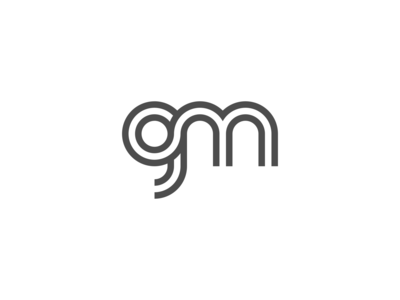 GM - Monogram Logo #2