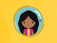 Self Vector vector illustration ilustração vetor avatardesign avatar illustration personal vector